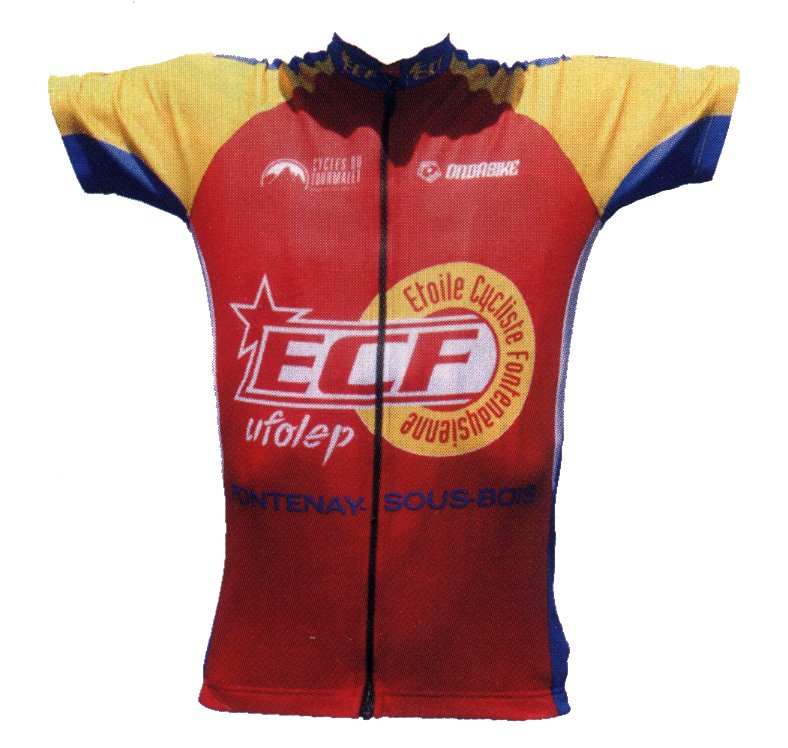 maillot ecf